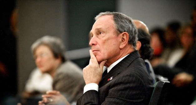 Michael Bloomberg, Mayor of NY